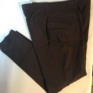 Chico's So Slimming Pants Brown Size 2.5